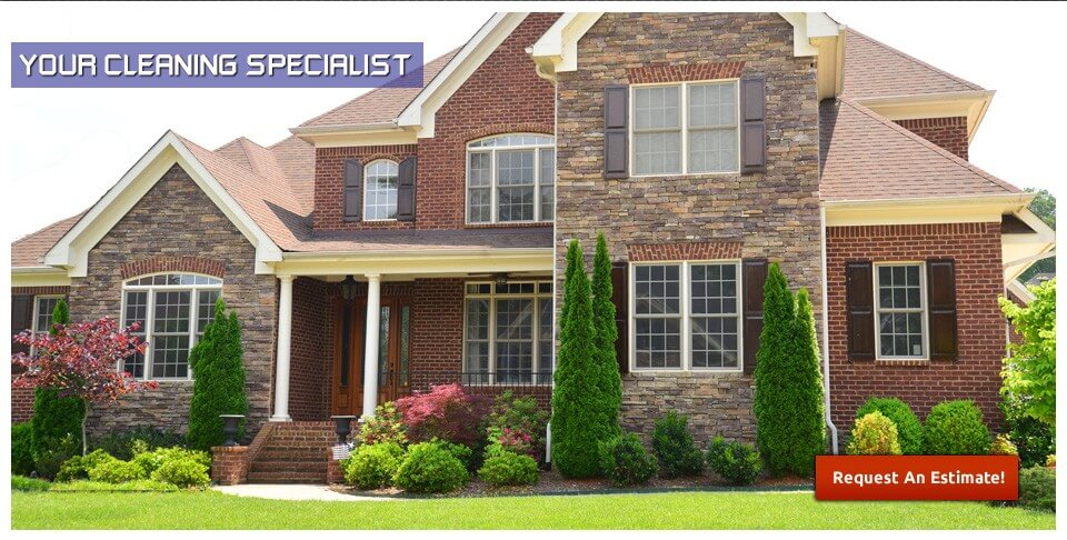 Home pressure washing service in Tennessee