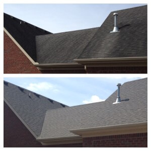Roof Cleaning in Tennessee   Blueline Pressure Washing