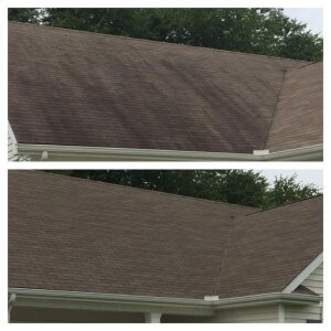 Roof Cleaning in Tennessee 2 | Blueline Pressure Washing
