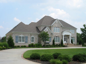 House washing in Tennessee | Blueline Pressure Washing
